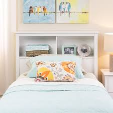 Monterey Twin Bookcase Headboard - Free Shipping Today - Overstock.com -  1124690