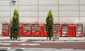 Interesting Facts About Vending Machines Gorgeous English What's So Interesting About Japan's Vending Machines
