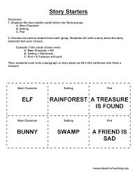 Character Setting Plot Worksheet Free Worksheets Library ...