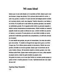 yo essay spanish spanish essays rydo ipnodns ru