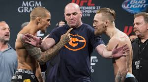 Jessica eye (126) vs joanne calderwood (126). Dana White Provides Update On Conor Mcgregor Vs Dustin Poirier Says Fight Will Not Happen At 170 Pounds Essentiallysports