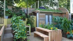 five simple rules of garden design