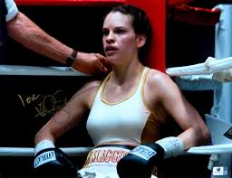 Hilary Swank Signed Autographed 11X14 Photo Million Dollar Baby JSA U16657  at Amazon's Entertainment Collectibles Store