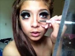 makeup tips thinner nose bigger s skinnier face longer eyebrows defined browbone etc