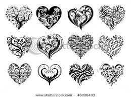 Heart Tattoo Ideas Tattoo Tetování Srdce Tetování A Nápady Na