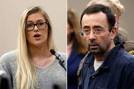Larry Nassar wanted to film me during ...