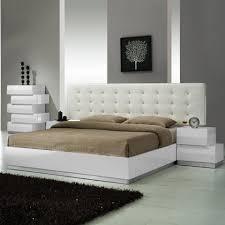 Milan Bedroom Furniture Milan Platform Bed