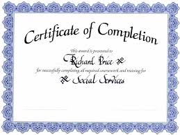 parenting certificate templates template blank adoption certificate template