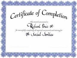 parenting certificate templates template blank adoption certificate template