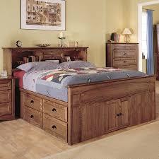 bedroom captains bed queen  storage king bed  queen captains bed