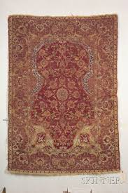 sold for 49 938 ottoman court prayer rug