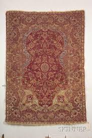sold for 49 938 ottoman court prayer rug