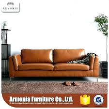 long leather sofa couch stylish extra how will furniture last