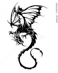ドラゴンのイラストのイラスト素材 34819087 Pixta