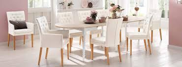 Tische Stühle Landhausstil In Weiß Kiefer