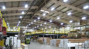 air separation group high bay led lighting