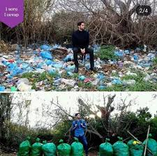 Trashtag challenge nedir duydunuz mu ?