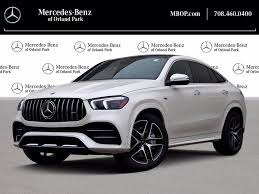 From the outside, the heavily contoured power dome design hints at the immense power delivery. New 2021 Mercedes Benz Gle Amg Gle 53 4matic Coupe In Orland Park Mb12793 Mercedes Benz Of Orland Park