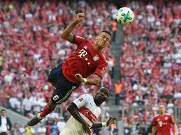 Offizielle webseite des fc bayern münchen fc bayern. Fc Bayern Munchen Gegen Vfb Stuttgart Bilder Und Noten Fc Bayern