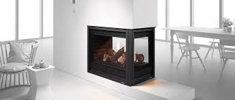 heat n glo pier 36tr see through gas fireplace