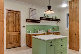 Green Tile Backsplash Kitchen 9 Ways To Use Tile For A Statement In Your Home