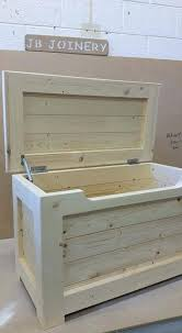 easy to build toy box plans how wood woodworking