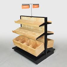 Bakery Display Stands Bakery Display Shelving Best Bread Display Ideas DGS Retail 3