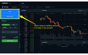 How To Read Coinbase Charts Beginners Guide To Coinbase Pro Coinbases Advanced