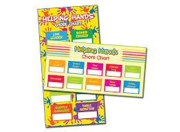 School Charts Ideas Printables Class Chore Chart Fellowes