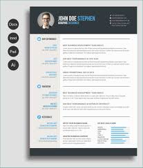 Powerpoint Resume Template Free Download Cheap Free Ms Word Resume