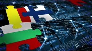 Many Puzzle Composition Europe National Stock Footage Video 100 Royalty Free 16715878 Shutterstock