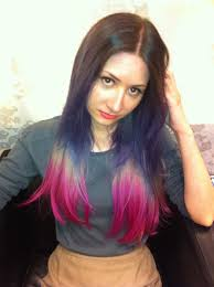 Omg You Can Have Dip Dyed
