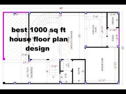 best 1000 sq ft house design floor plan elevation design