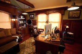 Amazing Victorian/Steampunk Office This is incredibleand just a bit EPIC!  Check