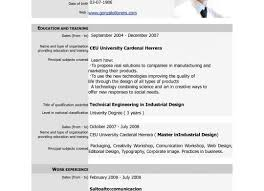 Nice Resume Types 2016 Pictures Inspiration Documentation