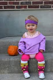 kids 80s costume elegant cute baby aerobic instructor costume let s get physical physical