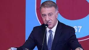 Son Dakika: Kulüpler Birliği Vakfı'nın yeni başkanı, Trabzonspor Başkanı Ahmet  Ağaoğlu oldu - Haber Yenice