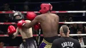 Lamar Odom vs Aaron Carter boxing ...