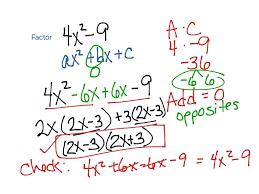 Ac Method Showme Factor By Ac Method