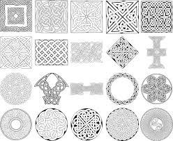 13 Celtic Vector Art Images Symbol
