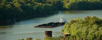 Complete Ohio River Charts Free Download Tva Navigation On The Tennessee River