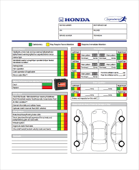 18 Vehicle Inspection Checklist Templates Pdf Word Excel