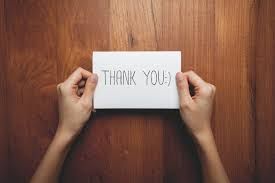 7 Sample Thank You Notes For Business