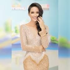รวมลคทรงผม เหอแฮน เนย Miss Universe Vietnam 2018 ผมยาว