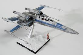 Bandai B Wing Lighting Kit Bandai 1 72 Resistance X Wing Posted In Ready For