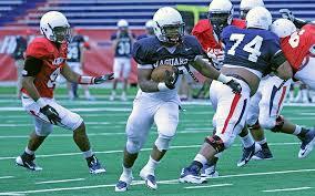 Julien Valentin Football University Of South Alabama