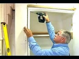 bedroom door installation.  Bedroom Install A New Interior Door  Installation Bedroom How To To Bedroom Door Installation R