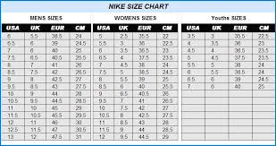 Nike Dri Fit Polo Sizing Chart 2019