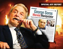 Image result for king george soros a god