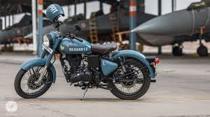 Royal Enfield Classic Signals 350 with ...
